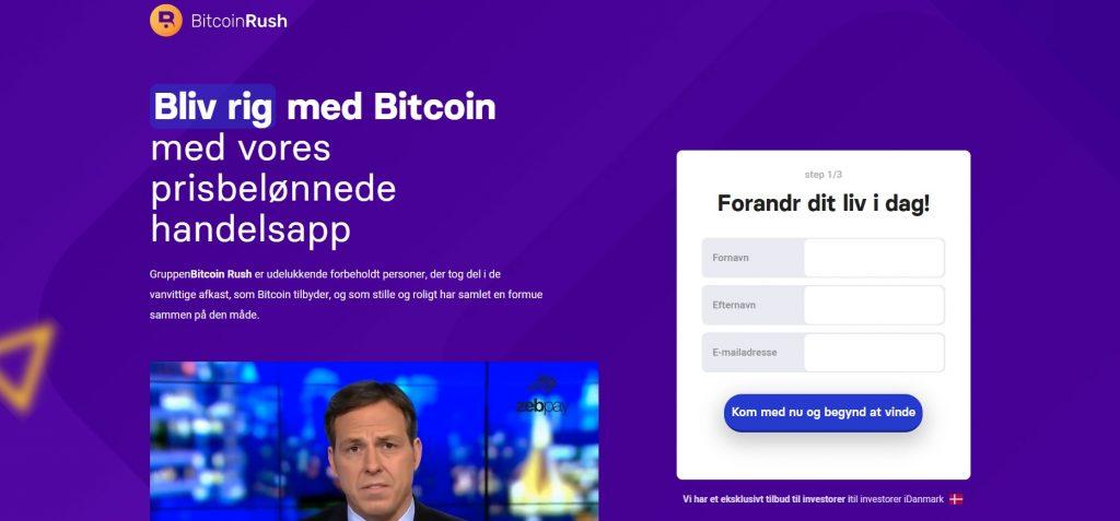 Bitcoin Rush Anmeldelse: Troværdig Eller Svindel?