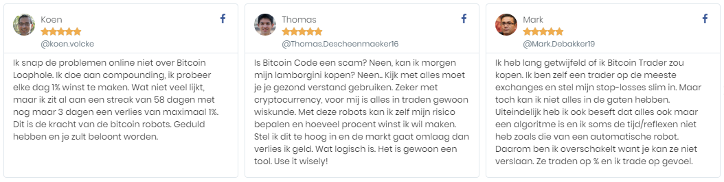 bitcoin robots reviews