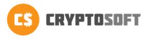 logo oranje cryptosoft