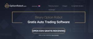 option robot investeren cryptomunten crypto