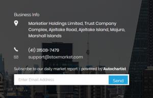 stoxmarket faq klantenservice contact