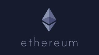 ethereum black logo