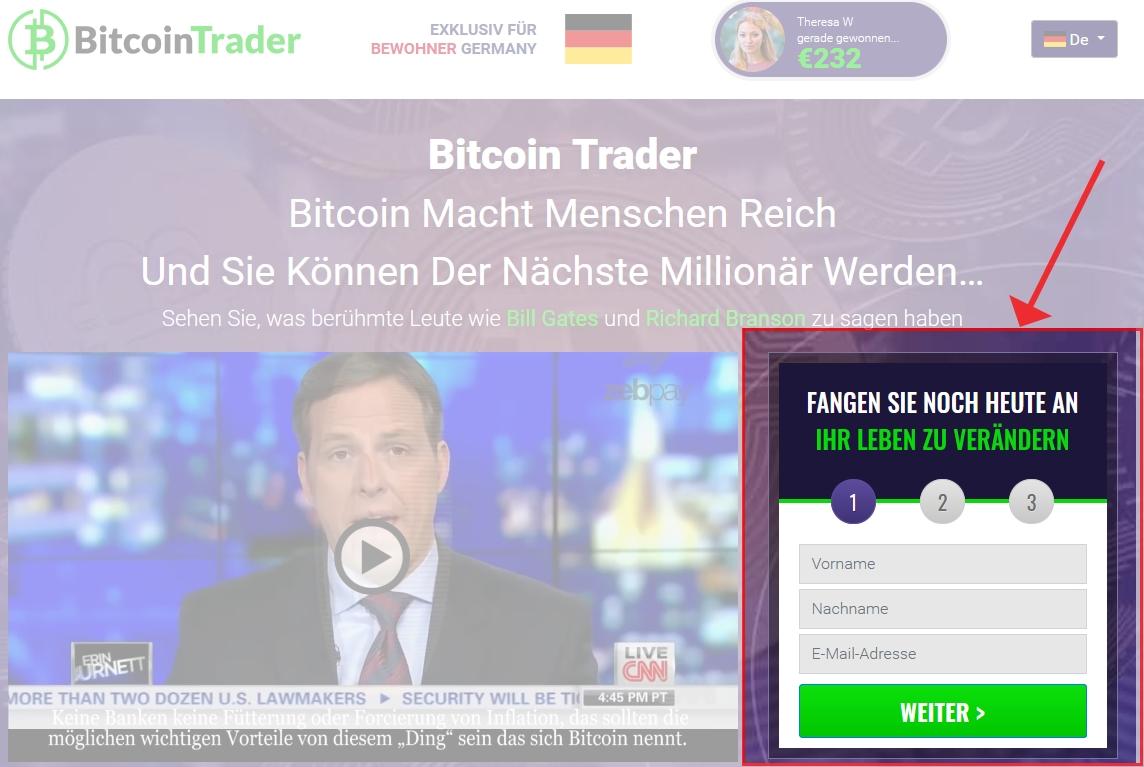 bitcoin trader robot