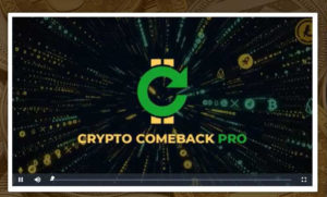 crypto comeback pro video