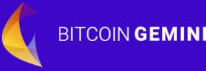 bitcoin gemini logo