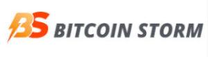 logo van bitcoin storm