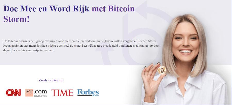 word lid van bitcoin storm