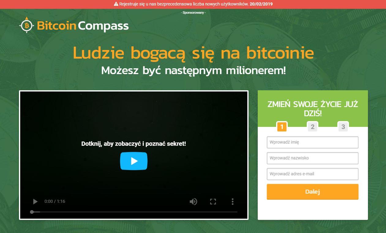 bitcoin compass forumas