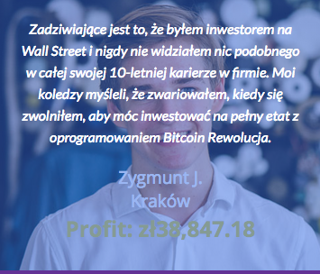 recenzja bitcoin revolution