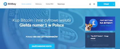 strona główna bitbay