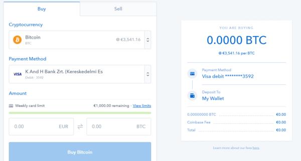 bitcoin wpłata