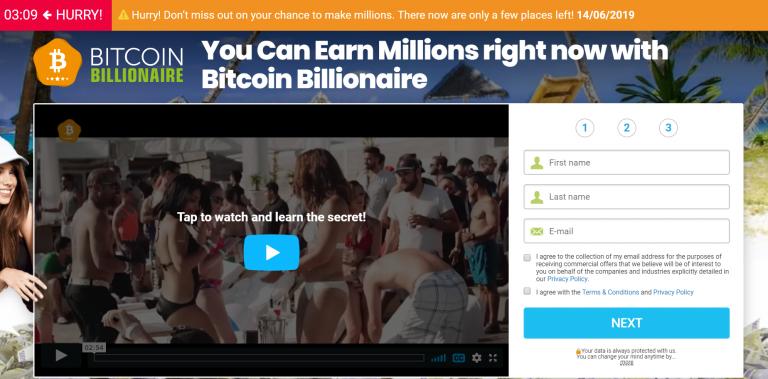 logowanie btc billionaire
