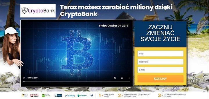 bitcoin bank blank deposito