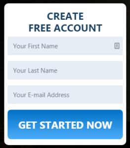 Formularz rejestracji BTC Millionaire Pro
