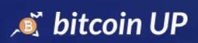 Logo Bitcoin Up